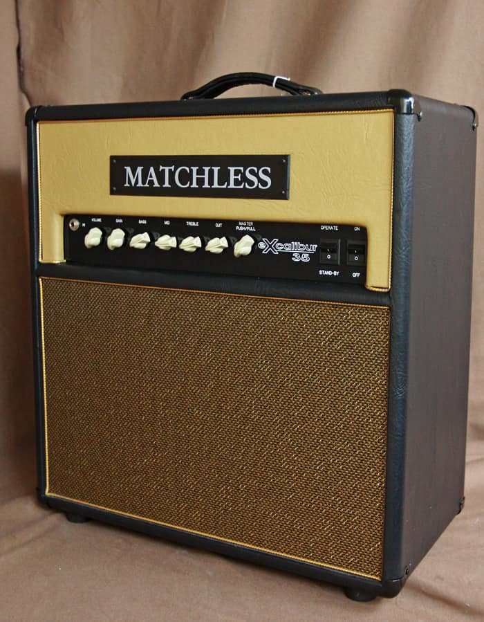 Matchless Amplifiers Excalibur 1X12 Combo Amp Reverb
