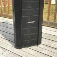 Bose F1 Model 812 With Cover