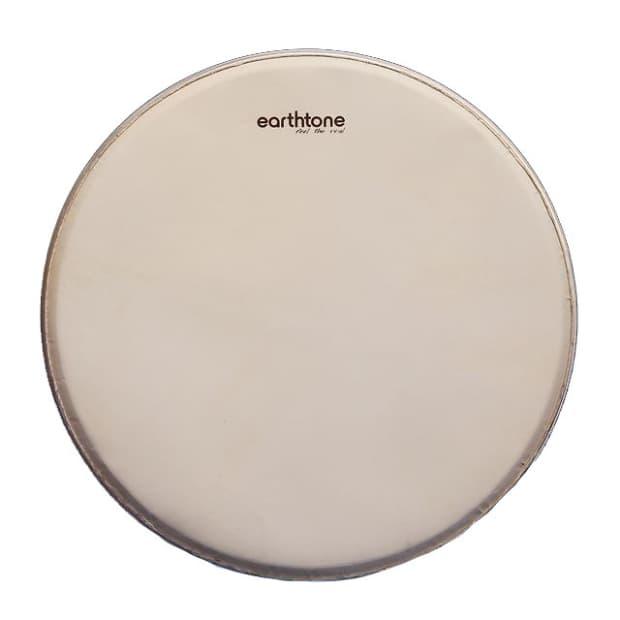 earthtone 14 inch snare side calf skin drum head reverb. Black Bedroom Furniture Sets. Home Design Ideas
