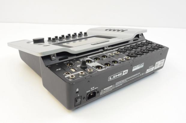 line 6 stagescape m20d digital mixer w case reverb. Black Bedroom Furniture Sets. Home Design Ideas