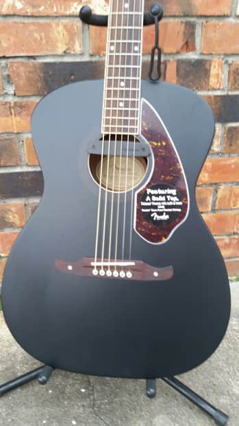 fender fsr tim armstrong hellcat deluxe w case black reverb. Black Bedroom Furniture Sets. Home Design Ideas