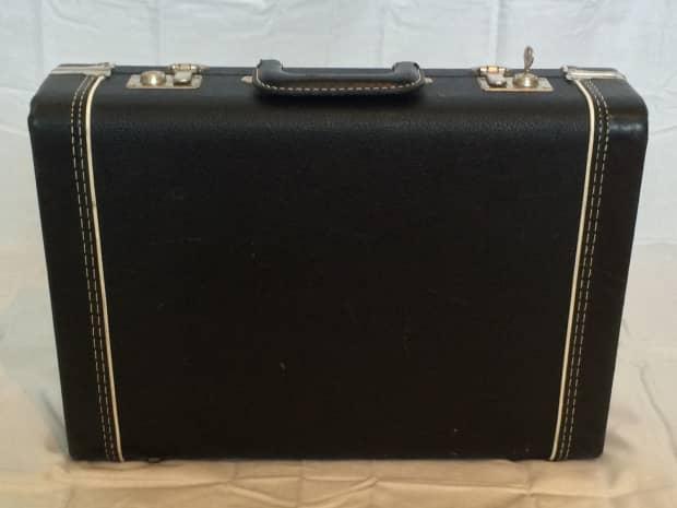 Fender Briefcase Black Reverb