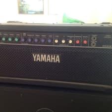 Yamaha G100 III HEAD 1980's Black image