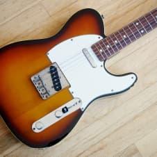 1986 Fender Telecaster Custom '62 RI TL62B Electric Guitar Sunburst Japan MIJ image