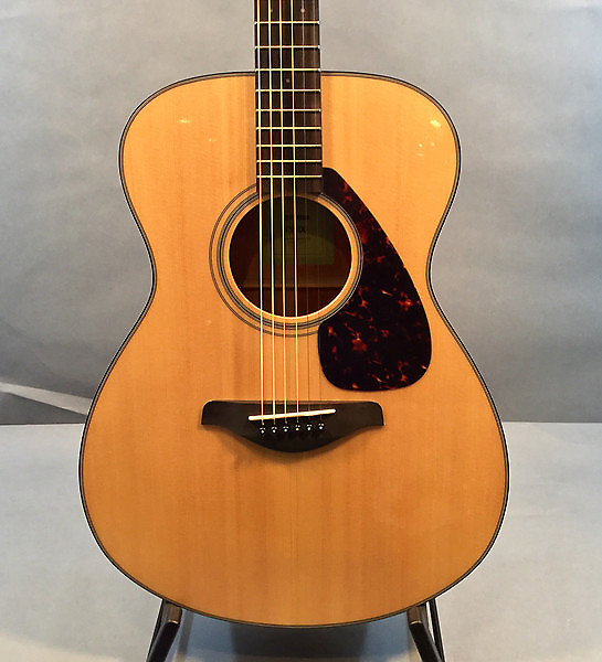 Yamaha fs800 acoustic guitar reverb for Yamaha fs 310 guitar