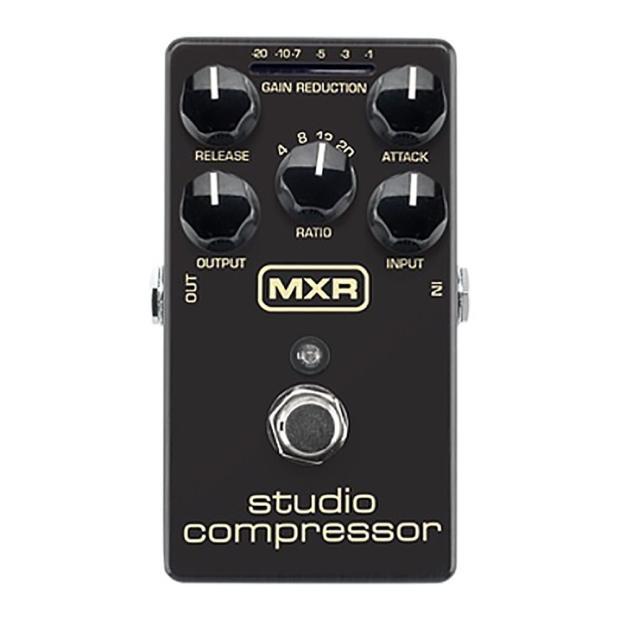 mxr m76 studio compressor attack release ratio true bypass guitar effects pedal reverb. Black Bedroom Furniture Sets. Home Design Ideas