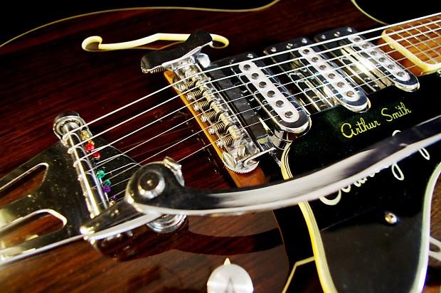 Seagull Merlin Spruce SG Dulcimer Guitar Natural Guitar
