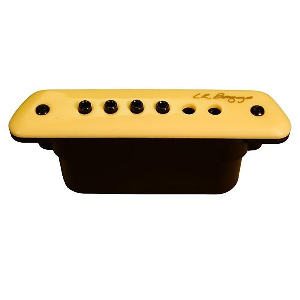 lr baggs m1a active soundhole pickup with volume control reverb. Black Bedroom Furniture Sets. Home Design Ideas