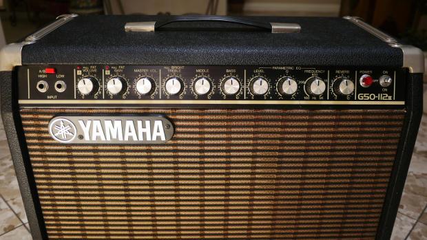 Yamaha g50 112 ii 1979 80 reverb for Yamaha thr10x specs