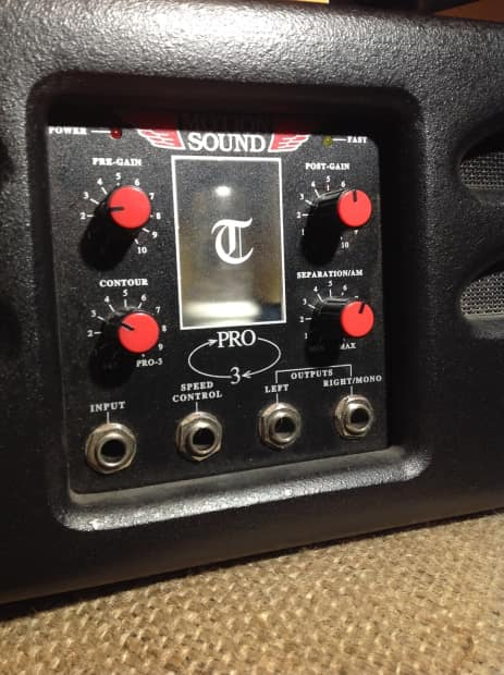 Used Motion Sound Pro 3T | Reverb