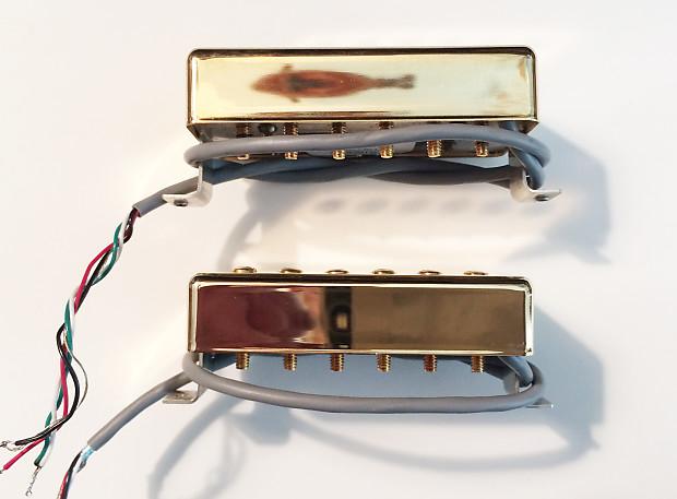 Gibson  U0026 39 57 Classic Humbucker Set With 4