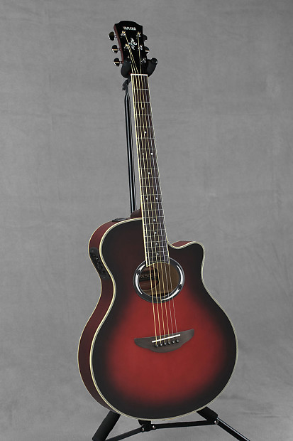 yamaha apx500iii thinline cutaway acoustic electric guitar reverb. Black Bedroom Furniture Sets. Home Design Ideas