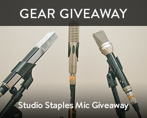Mic Giveaway (US only)