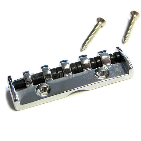 mighty mite 43mm pro roller electric guitar nut fits fender reverb. Black Bedroom Furniture Sets. Home Design Ideas