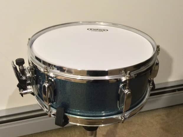 tama silverstar 12 x 5 birch snare drum w stand reverb. Black Bedroom Furniture Sets. Home Design Ideas