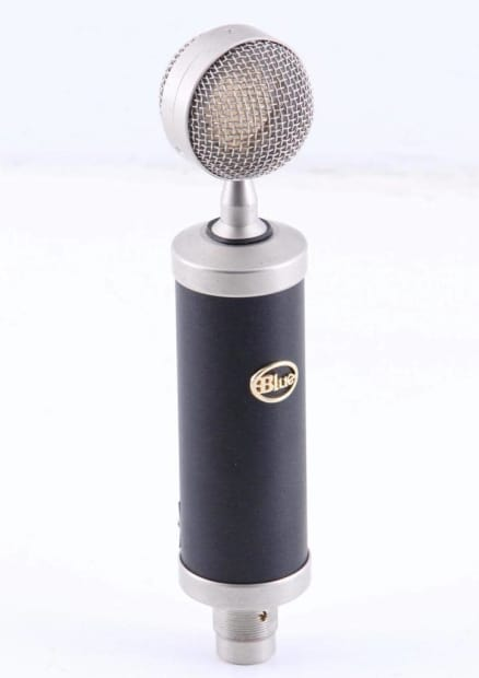 blue baby bottle condenser cardioid microphone mc 1536 reverb. Black Bedroom Furniture Sets. Home Design Ideas