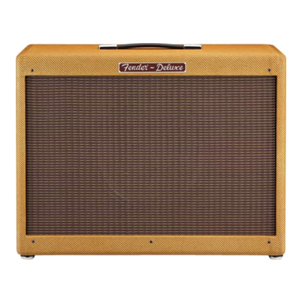 fender rod deluxe 112 extension cabinet lacquered tweed reverb
