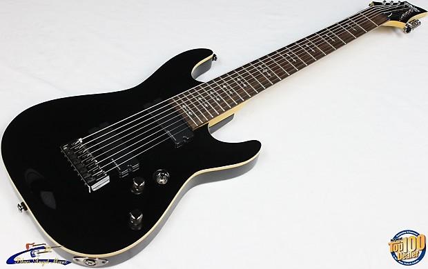 2012 schecter omen active 8 electric guitar 8 string gloss reverb. Black Bedroom Furniture Sets. Home Design Ideas