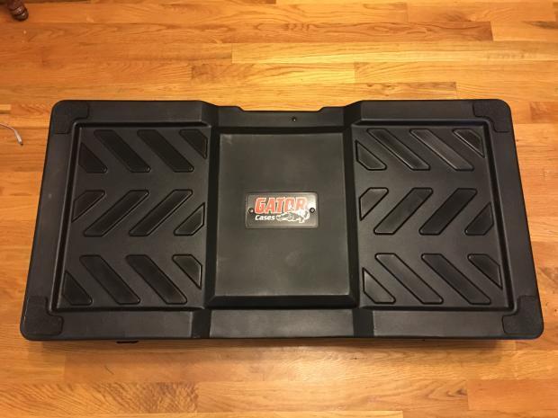 Gator Gig Box 2 G Gigbox2 2014 Black Reverb