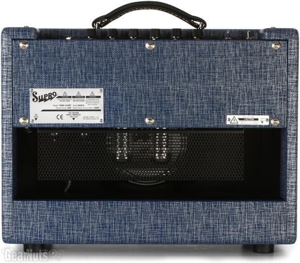 supro 1642rt titan 50w 1x10 guitar combo amp reverb. Black Bedroom Furniture Sets. Home Design Ideas