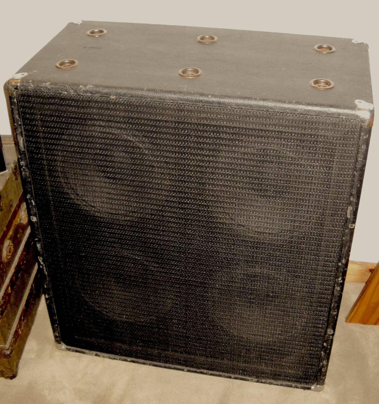 4x10 Guitar Cabinet Ampeg B40 V4 Vintage 4x10 Bass Guitar Cabinet Upgraded Reverb