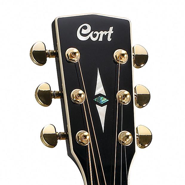 cort cj series cj3v acoustic electric guitar tobacco burst reverb. Black Bedroom Furniture Sets. Home Design Ideas