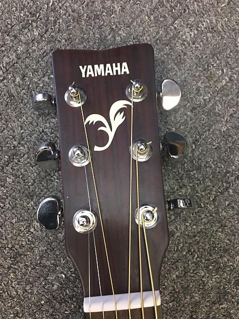 Yamaha Fg Sl Specs