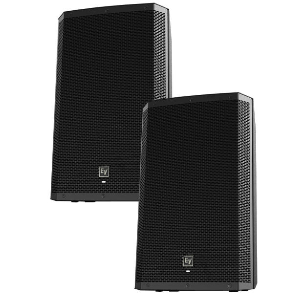 ev electro voice zlx 12p pair of 12 2 way powered 1000w speakers reverb. Black Bedroom Furniture Sets. Home Design Ideas