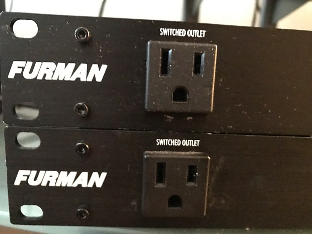 Low Voltage Power Conditioner : Furman m power conditioner reverb