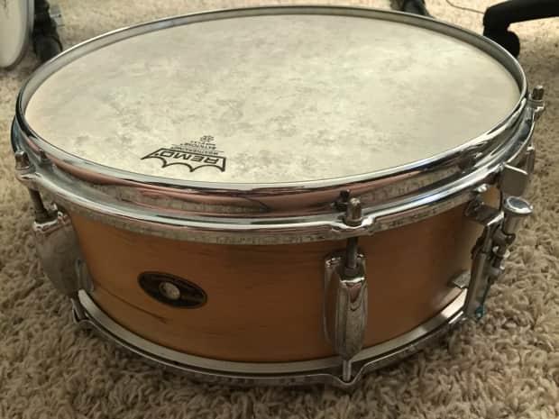slingerland sound king 1964 5 x 14 snare drum reverb. Black Bedroom Furniture Sets. Home Design Ideas