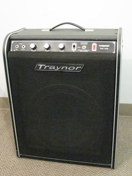 Vintage traynor amplifiers sorry, that