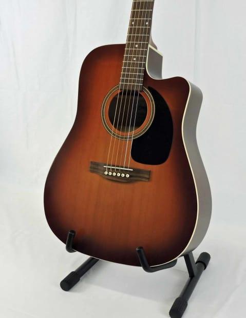 Simon patrick vintage burst guitars