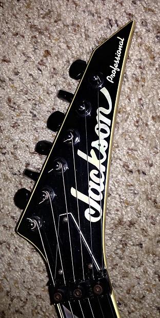 1990 jackson fusion professional guitar made in japan reverb. Black Bedroom Furniture Sets. Home Design Ideas