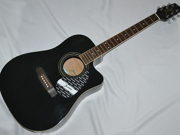 takamine jasmine es31c acoustic electric dreadnought guitar reverb. Black Bedroom Furniture Sets. Home Design Ideas