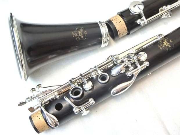 Yamaha ycl 854iiae bb clarinet reverb for Yamaha beginner clarinet