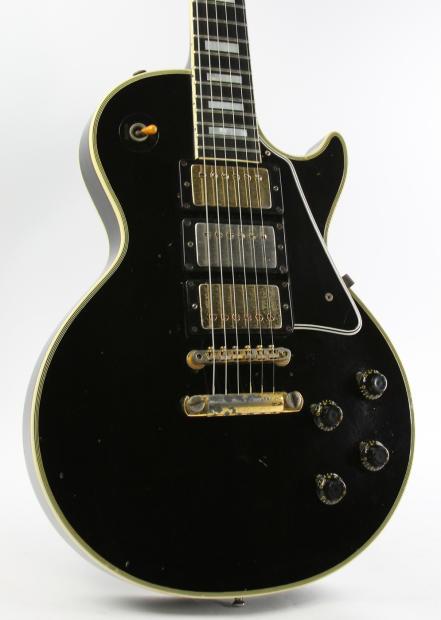 Dating Gibson Les Paul Custom Shop
