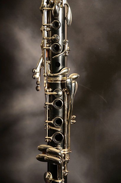 Yamaha ycl 20 clarinet with original hard shell case reverb for How much is a used yamaha clarinet worth