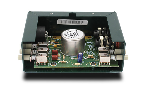 radial engineering jdi jensen transformer passive direct