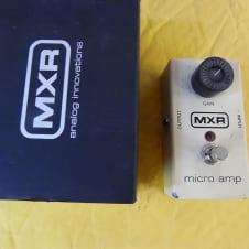 MXR Micro Amp M133  (used) image