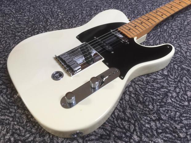 fender telecaster nashville b bender 1997 antique white reverb. Black Bedroom Furniture Sets. Home Design Ideas