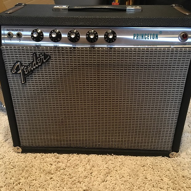 dating a fender silverface amp