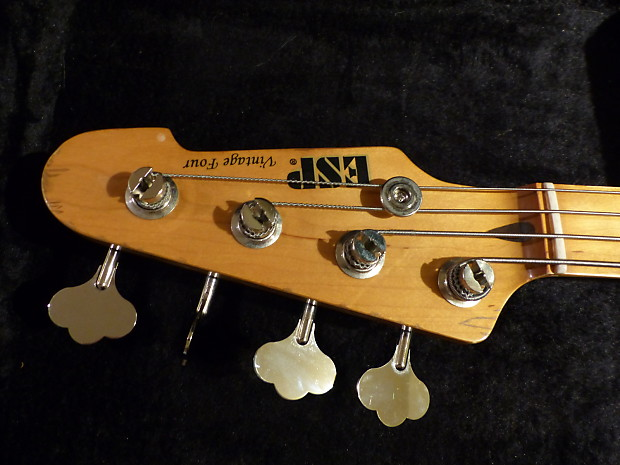 ESP Vintage-4 - Zikinf