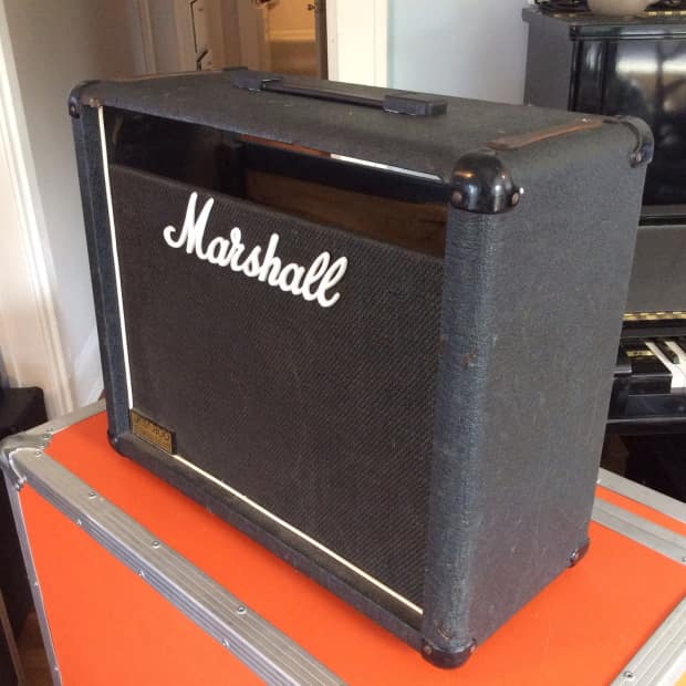 marshall jcm 800 4210 50w lead 1984 combo cabinet empty reverb. Black Bedroom Furniture Sets. Home Design Ideas