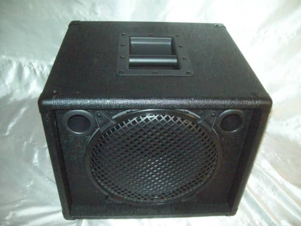how to build a guitar speaker cabinet 1x12