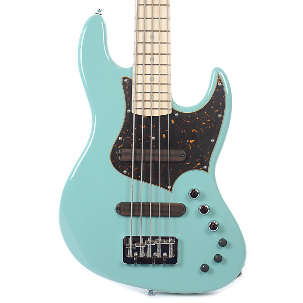 xotic xj 1t 5 string light weight bass surf green serial reverb. Black Bedroom Furniture Sets. Home Design Ideas