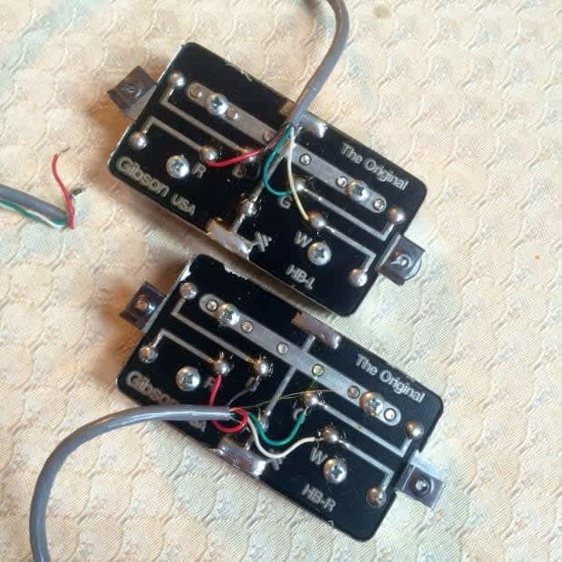 Swell Humbucker Wiring Help Bill Lawrence Circuit Board Pickups My Les Wiring 101 Nizathateforg