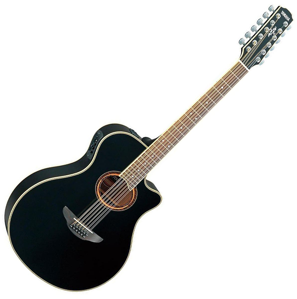 yamaha apx700ii 12 string acoustic electric thinline guitar reverb. Black Bedroom Furniture Sets. Home Design Ideas