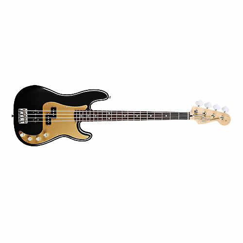 Fender Deluxe Active Special Precision P Bass Guitar