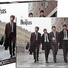 Beatles Street Color 1000 Piece Puzzle image