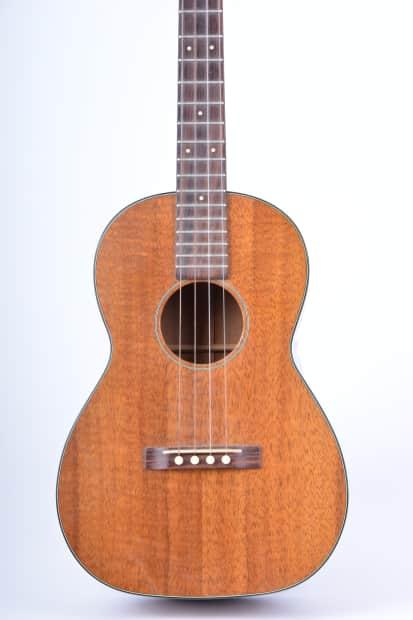 martin baritone koa body ukulele 1992 great shape and sounds reverb. Black Bedroom Furniture Sets. Home Design Ideas